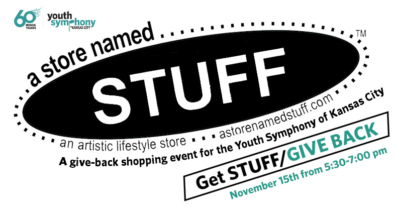 Get STUFF/Give Back!