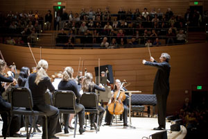 Symphony Orchestra at Helzberg Hall, 2011